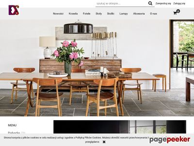 Dekoracje wnętrz Warszawa - designerskie, nowoczesne meble - sklep internetowy – Design-Store.pl