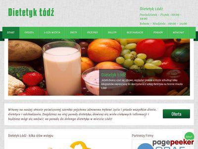Fachowa poradnia dietetyczna