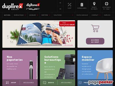 Digitoner Service SA (Châtel-Saint-Denis) - A visiter!