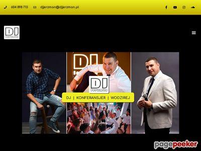 DJ Jerzman - Profesjonalne prowadzenie imprez i wesel