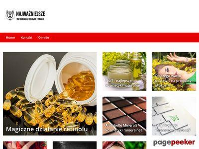Kosmetyki oriflame - dobre-kosmetyki.com.pl