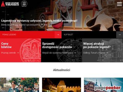 Imprezy integracyjne Domlegend.pl