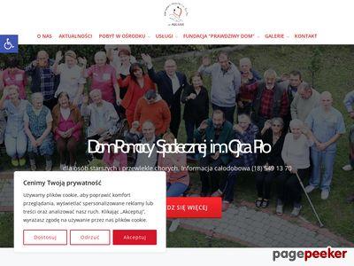 Domopiekicalodobowej.pl opieka osób starszych