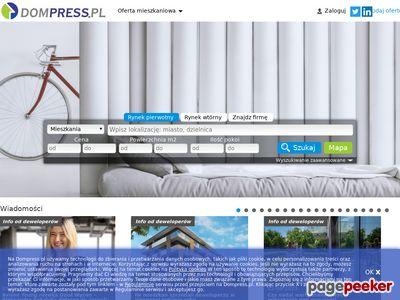 Dompress - Developerzy Warszawa