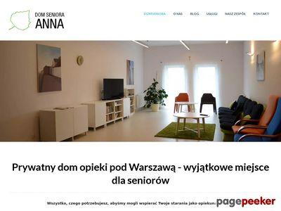 Domseniora24 - dom opieki mazowieckie