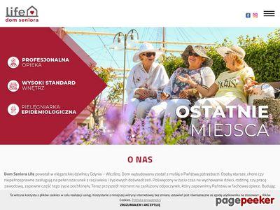 Dom opieki seniora - domsenioralife.pl