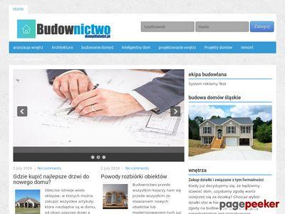 Domy Dla Ludzi Fasada Plus Sp. z o.o. nowoczesne domy