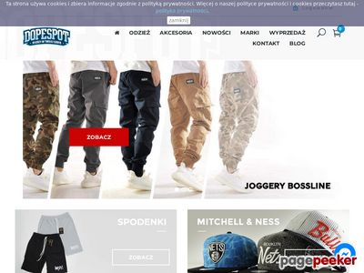 Dopespot - odzież streetwear