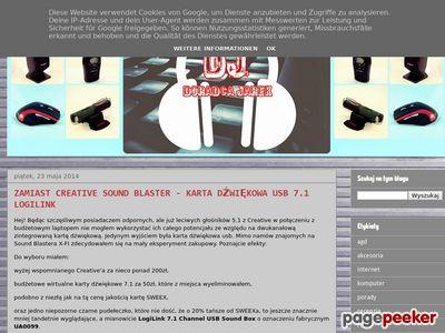 Doradca Jarek - Blog Techniczny
