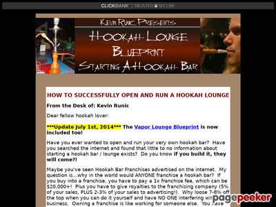 Hookah Bar Blueprint – How to Start a Hookah Bar