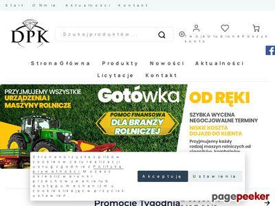 DPK Lombard ONLINE - Sklep