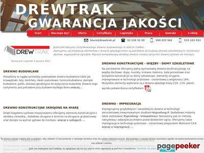 Drewtrak.pl tartak Rybnik
