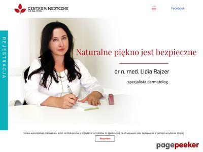 Lidia Rajzer - Specjalistyczny Gabinet Dermatologiczno-kosmetyczny