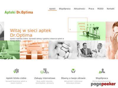 Apteka internetowa - droptima.pl