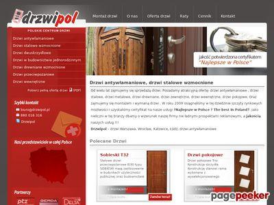 Drzwi antywłamaniowe Warszawa