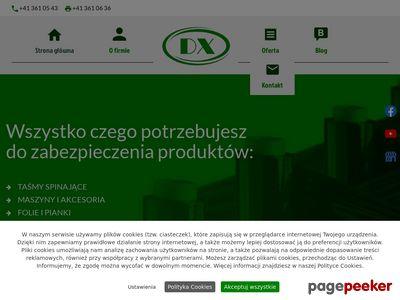OPAKOMAX regały tekturowe Łódź
