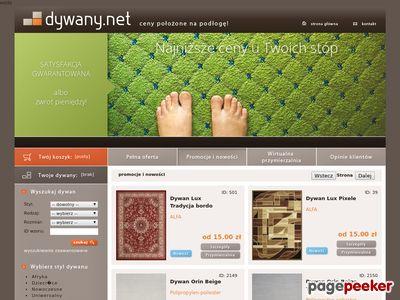 Dywany.net - tanie dywany
