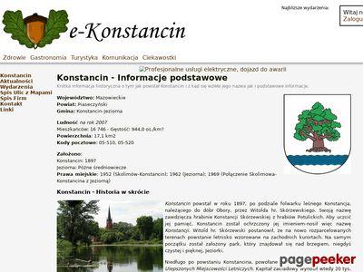 E-Konstancin