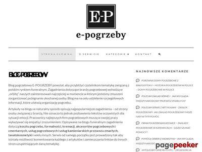 Http://e-pogrzeby.pl