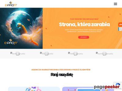 Marketing Internetowy - Promuj Swój Biznes W Internecie | E-prom