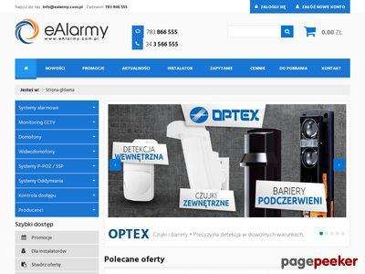 eAlarmy.com.pl - alarmy i monitoring
