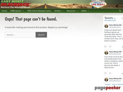Introduction to The Easy Money Blackjack System – Easy Money Blackjack