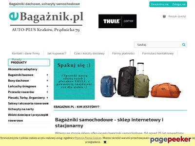 Ebagażnik.pl - łańcuchy na koła