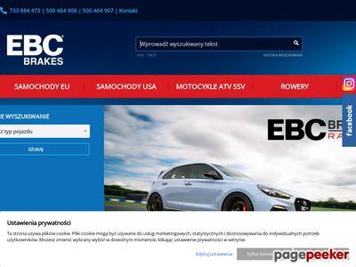 EBC Polska Sp. z o.o. - Sklep z częściami samochodowymi