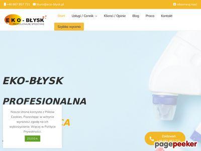 Eko Błysk - Sprzątanie biur i mieszkań