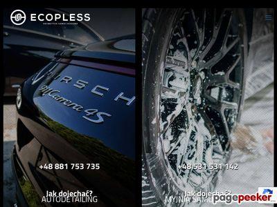 ECOPLESS - Kosmetyka Samochodowa Pszczyna