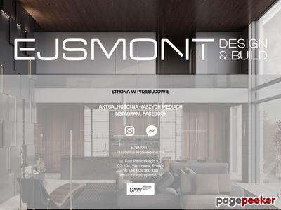 Projektowanie wnętrz - Design&Build - Warszawa - Ejsmont.pl