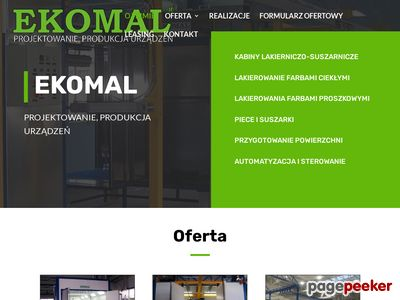 Ekomal.pl - malarnie proszkowe