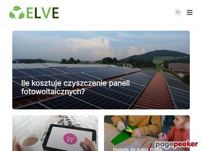 Elve.pl - ogniwa słoneczne