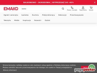 Sklep wielobranżowy Emako.pl