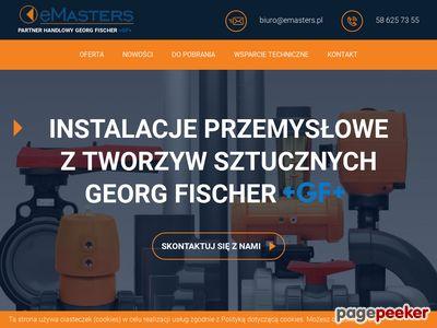 Masters - instalacje przemysłowe Georg Fischer