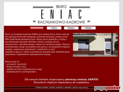 Eniac - biuro rachunkowe