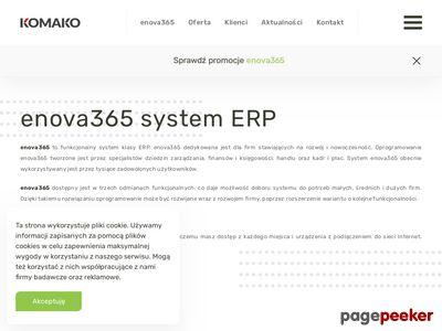 enova Szczecin - oprogramowanie dla firm
