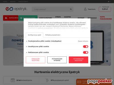 Hurtownia elektryczna Kraków