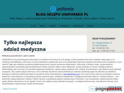 Blog internetowy dla lekarzy