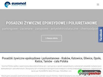 Euromat podłogi przemysłowe