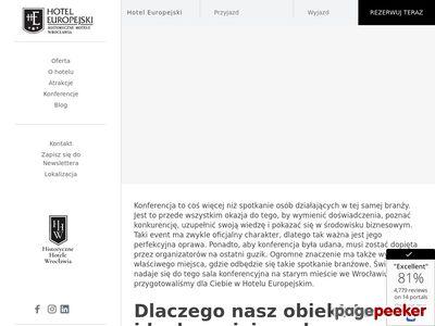 Hotel Europejski