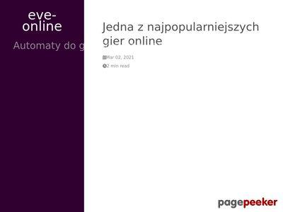 Polskie Centrum Gry Eve Online - Start