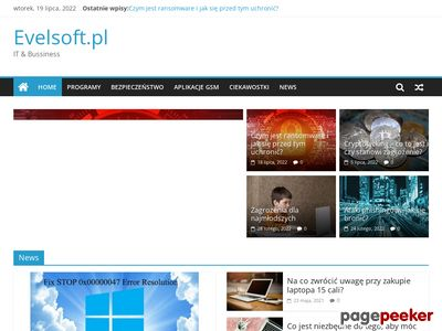 Http://www.evelsoft.pl