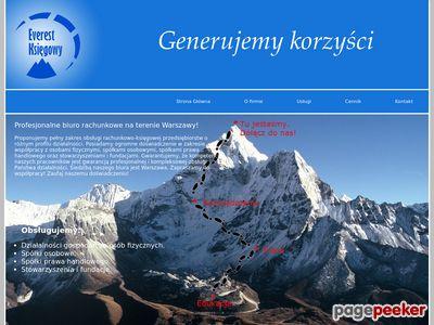 Biuro rachunkowe - Everest Księgowy Warszawa