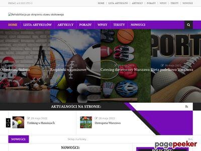Sklep internetowy - ścianki reklamowe, flagi, rollupy