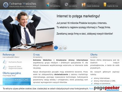 Extreme Websites | Twoja strona CMS