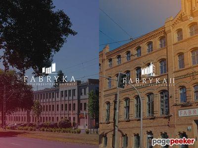 Fabryka2.modehpolmo.pl - biura do wynajęcia.