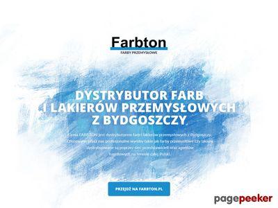 Fuh Miron - Farby Przemysłowe