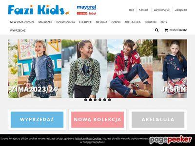 Mayoral ubranka dla niemowląt fazikids.pl