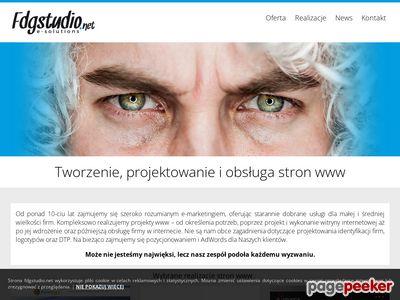 Tworzenie stron www, e-marketing, pozycjonowanie
